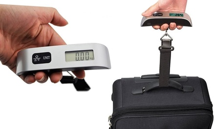 Digital Luggage Scale from R169 Including Delivery (Up to 49% Off)