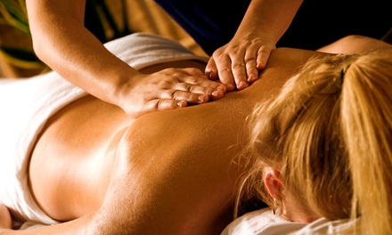 Full Body Massage from R129 for One with Optional Basic Pedicure at Jean Bare Waterkloof (Up to 69% Off)