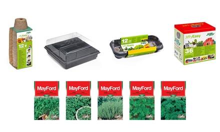 Garden Herb Starter Set for R229 Including Delivery (34% Off)