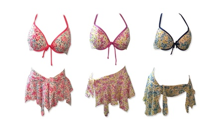 Ladies Three-Piece Bikini Set for R199 Including Delivery (50% Off)