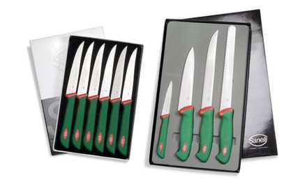 Sanelli Knife Set from R739 Including Delivery (Up to 31% off)
