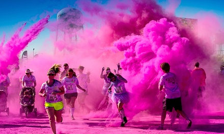 The Color Run Cape Town Ticket for One for R189 (24% Off)