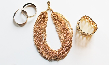 All Heart Glamorous Gold Set for R289 Including Delivery (61% Off)