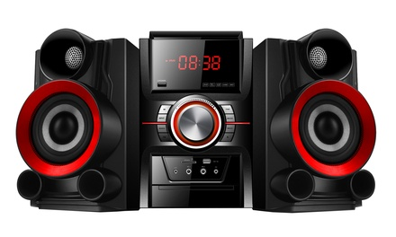 JVC Mini DVD HiFi System from R1 799 Including Delivery (Up to 22% Off)