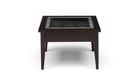 Walnut Display Coffee Table for R1 769 Including Delivery (21% Off)