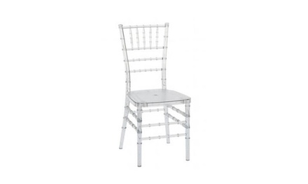 Acrylic Transparent Chair for R799 Including Delivery (33% Off)
