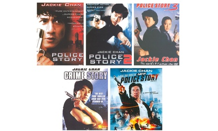 Jackie Chan Ultimate Collection for R299 Including Delivery (14% Off)