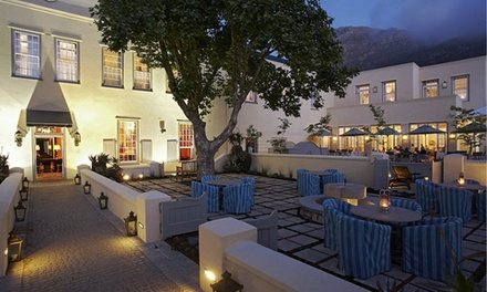 Hout Bay: One to Three-Night Anytime Stay for Two Including Breakfast at Hout Bay Manor