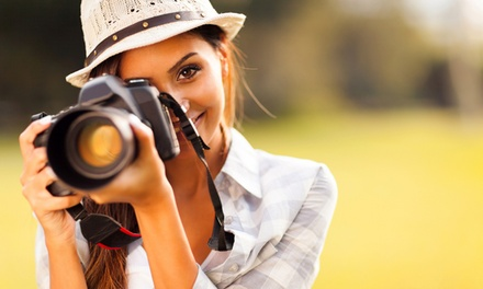 Digital Photography 101 Programme for R49 with Shaw Academy (99% Off)