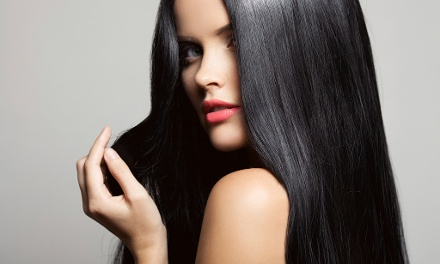 Cacau Brazilian Blow-Out from R499 with Optional Cut at Dominique's Studio (Up to 63% Off)