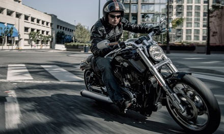 Harley-Davidson® Outride with Breakfast or Lunch from R180 for One with Pretoria Harley-Davidson (Up to 55% Off)