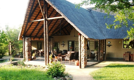 Hoedspruit: Two or Three-Night Anytime Stay for Two at Shikwari Bush Lodge