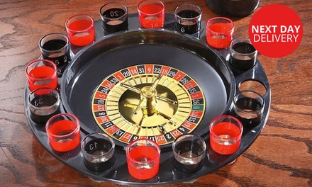 Drinking Roulette Game for R179 Including Delivery (31% Off)