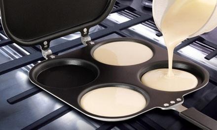 Fine Living Pancake Maker for R199 Including Delivery (33% Off)