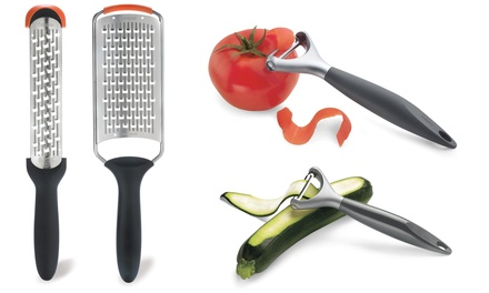 Choice of Graters and Peelers from R139 Including Delivery (Up to 35% Off)