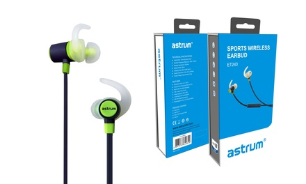 Astrum Bluetooth V.4 Sports Wireless Earphones for R499 Including Delivery (17% Off)