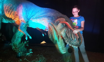 Buy a Dinosaur Toy and get 40% Off the Family Package Access to the Dino Expo for R50