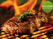 Steak and Sides for Two for R179 at VickyCristina's Hyde Park (31% Off)