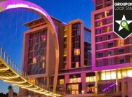 Century City: One to Two-Night Self-Catering Stay for Up to Four at The Residences Crystal Towers