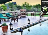 Cullinan: One or Two-Night Stay for Two with Breakfast, Game Drive and Optional Massage at Mangwa Valley Game Lodge