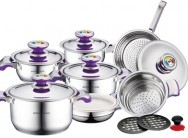 Royalty Line 16-Piece Cookware Set for R1 399 Including Delivery (84% Off)