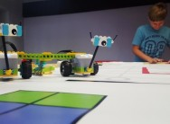 Build Your Own Robot and Take It Home from R399 for One at Tech Academy (60% Off)