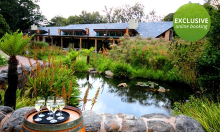 Saturday Lunch Buffet from R245 for Two at Moyo Kirstenbosch (50% Off)