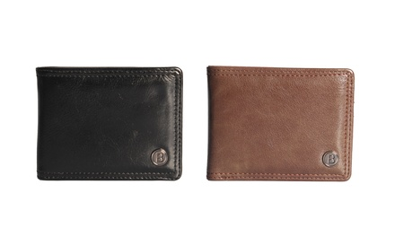 Bossi Mens Small Billfold for R249 Including Delivery (38% Off)