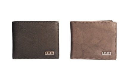 Bossi Men's Leather Executive Billfold for R419 Including Delivery (16% Off)