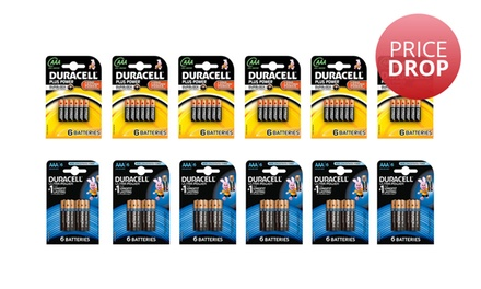 24 Duracell Batteries from R150 Including Delivery (45% Off)