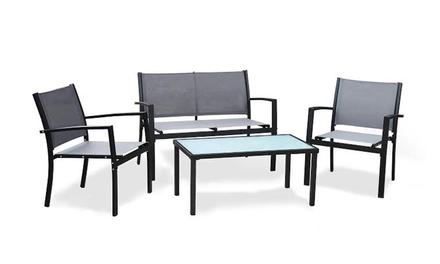 Outdoor Steel Frame Furniture Set for R2 199 Including Delivery (56% Off)