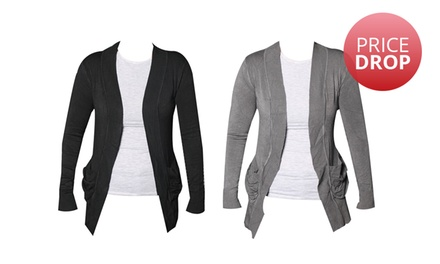 Ladies Cardigan with Elbow Patches for R259 Including Delivery (35% Off)
