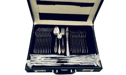 72-Piece Rössler Cutlery Set in Briefcase for R799 Including Delivery (69% Off)