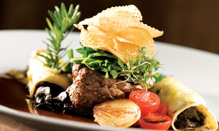Fine Dining Experience from R359 for Two at Sevruga Restaurant (29% Off)