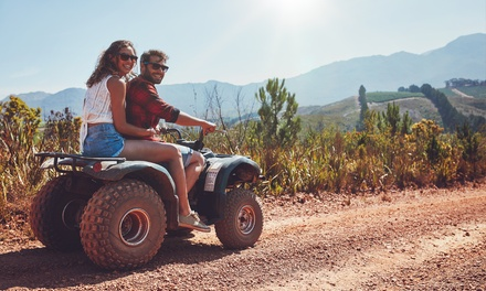 Quad Game Safari from R499 for Two with Optional Braai Pack and Accommodation at Adventure Horse Riding (Up to 69% Off)