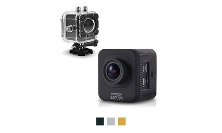 SJCAM M10 12MP Sports Camera with Waterproof Casing and Accessories for R1 399 Including Delivery (44% Off)