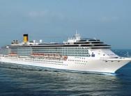 Luxury Cruise: Seven-Night Italy, Croatia, Greece and Montenegro Cruise for Two Aboard the Costa Mediterranea