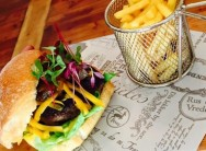 Choice of Meals from R99 for Two at Cultiv8 Cafè (Up to 53% Off)
