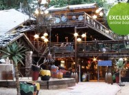 Choice of Buffet for Two from R140 at Moyo Zoo Lake (50% Off)