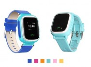 Q523 or IP67 Kids GPS Watch with Side SIM from R699 Including Delivery (Up to 50% Off)