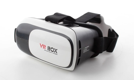 3D VR Virtual Reality Headset for R499 Including Delivery (17% Off)