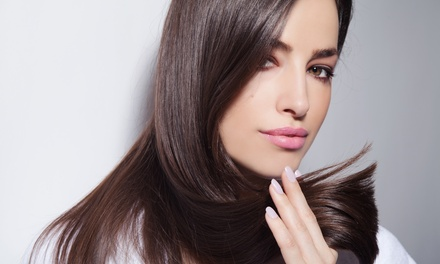 Wash, Cut, Blow & Iron from R99 for One with Optional Treatments at La' Deri Boutique Beauty Hair Nails (Up to 72% Off)