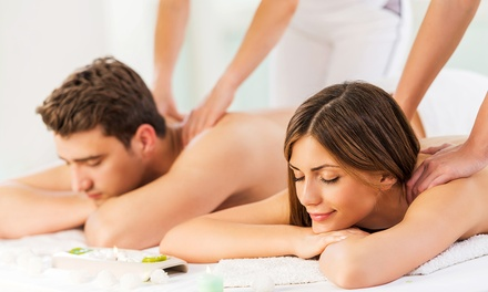 Full Body Swedish or Aromatherapy Massage from R99 for One with Mani or Pedi at Rhythm of Africa Day Spa (76% Off)