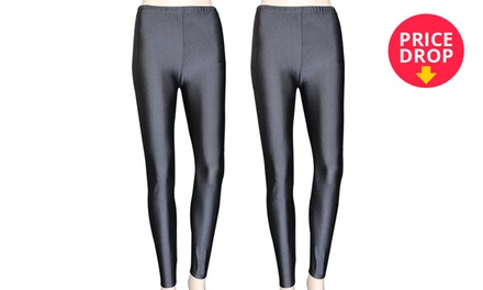 Ladies Pack of Two Spandex Tights for R219 Including Delivery (56% Off)