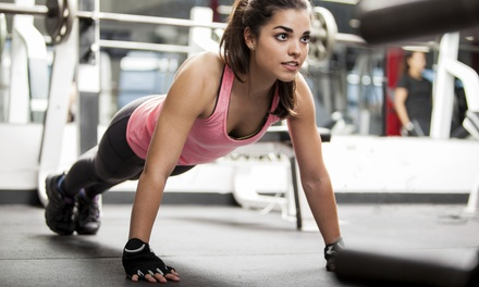 Six-Week GETFIT Challenge: Two Sessions Per Week for R499 with GETFIT Challenge (64% Off)