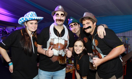 Double Tickets for the Standard Bier Hall and Two Brewery Tour Vouchers for R195 for The TOPS at SPAR Bierfest (52% Off)