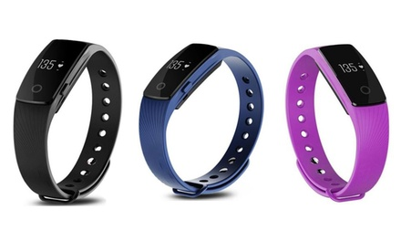 Smart Bluetooth Fitness Bracelet with Heart Rate Monitor for R699 Including Delivery (42% Off)