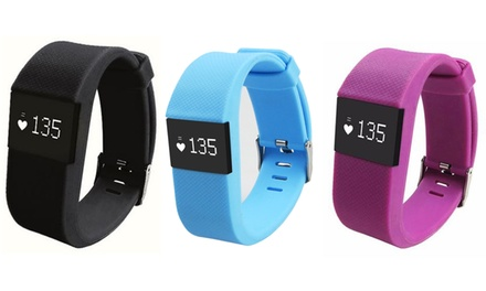 Bluetooth Fitness Tracker with Heart Rate Monitor for R599 Including Delivery (40% Off)