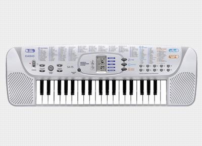 CASIO - Portable Compact Keyboard