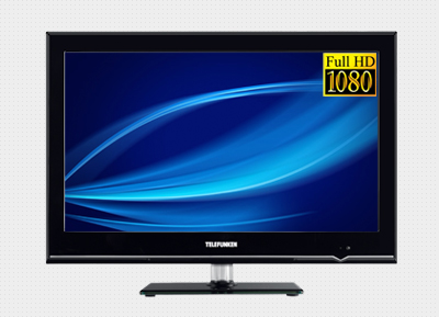"TELEFUNKEN - 22"" Full HD LCD TV"